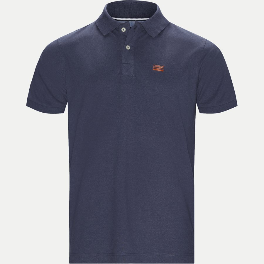 NORS S19 - T-shirts - Regular - DENIM MELANGE - 1